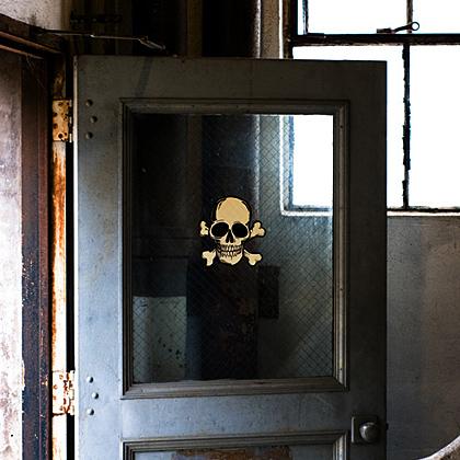 Death's Door.