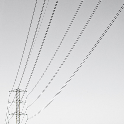 Powerlines.