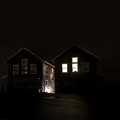 Twin Houses.